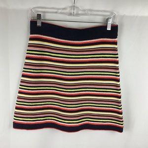 Zara knit mini skirt NWT